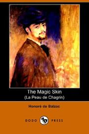 Cover of: The Magic Skin/la Peau De Chagrin