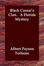 Cover of: Black Caesar's Clan.   A Florida Mystery