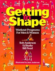 Cover of: Getting in Shape