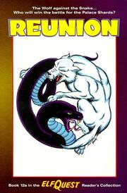 Cover of: Elfquest Reader's Collection #12a