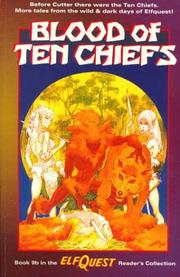 Cover of: Elfquest Reader's Collection #9b: Blood of Ten Chiefs