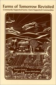 Cover of: Farms of Tomorrow Revisited