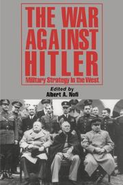 Cover of: War Against Hitler PB