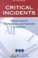Cover of: Critical Incidents