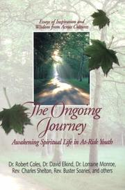 Cover of: The Ongoing Journey