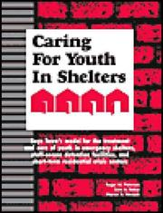 Cover of: Caring for Youth in Shelters