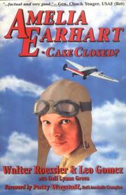 Cover of: Amelia Earhart - Case Closed?