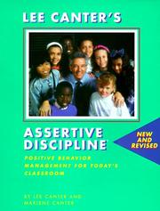 Cover of: Lee Canter's Assertive Discipline