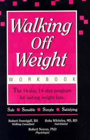 Cover of: Walking Off Weight:  The Workbook