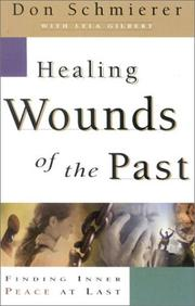 Cover of: Healing Wounds of the Past