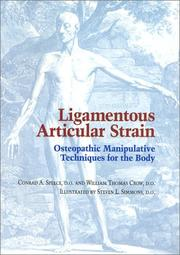 Cover of: Ligamentous Articular Strain