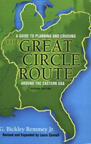 Cover of: The Great Circle Route