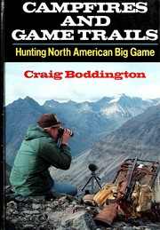 Cover of: Campfires and game trails