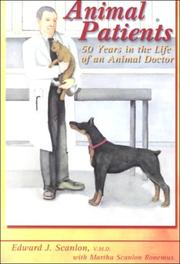 Cover of: Animal Patients