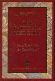 Cover of: The Bathroom Joke Book