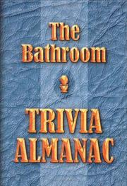 Cover of: The Bathroom Trivia Almanac