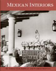 Cover of: Mexican Interiors