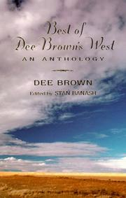 Cover of: Best of Dee Brown's West: An Anthology