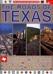 Cover of: The Roads of Texas