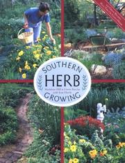 Cover of: Southern Herb Growing
