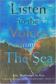 Cover of: Listen to the Voices from the Sea