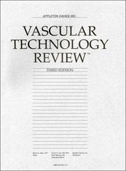 Cover of: Vascular Technology Review