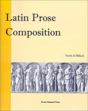 Cover of: Latin Prose Composition (Focus Classical Texts)