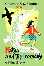 Cover of: Katya and the Crocodile