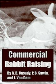 Cover of: Commercial Rabbit Raising