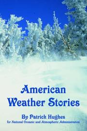 Cover of: American Weather Stories