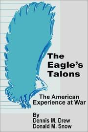 Cover of: The Eagle's Talons