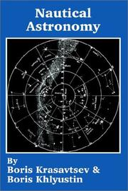 Cover of: Nautical Astronomy