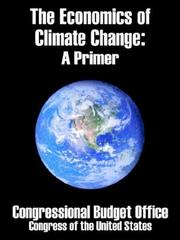Cover of: The Economics of Climate Change