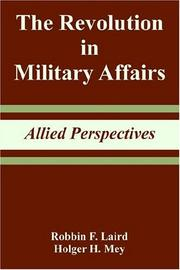 Cover of: The Revolution In Military Affairs