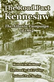 Cover of: The Road Past Kennesaw