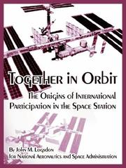 Cover of: Together in Orbit