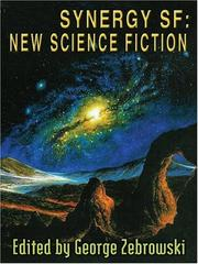 Cover of: Synergy SF: New Science Fiction