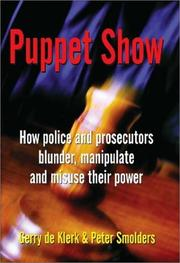 Cover of: Puppet Show