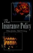 Cover of: The Insurance Policy