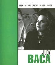Cover of: Judy Baca (Hispanic-American Biographies)