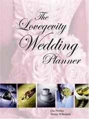 Cover of: The Lovegevity Wedding Planner