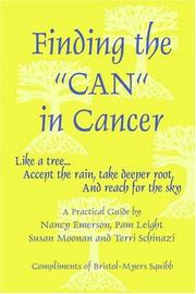 "Cover of: Finding the ""CAN"" in Cancer"