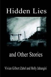 Cover of: Hidden Lies and Other Stories