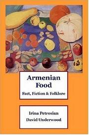 Cover of: Armenian Food