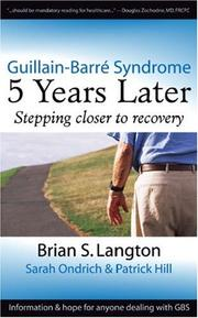 Cover of: Guillain-Barre Syndrome