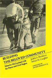 Cover of: Building the Beloved Community