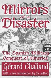 Cover of: Mirrors of a disaster