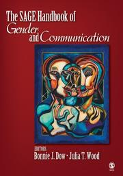 Cover of: The SAGE handbook of gender and communication
