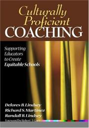 Cover of: Culturally Proficient Coaching