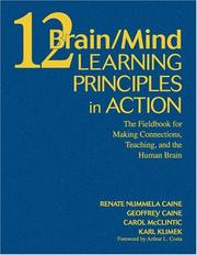 Cover of: 12 Brain/Mind Learning Principles in Action